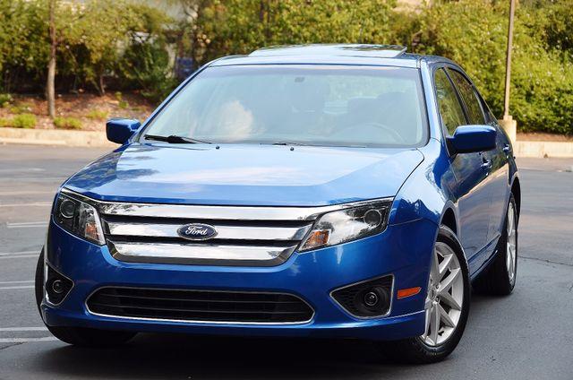 2012 Ford Fusion SEL Reseda, CA 8