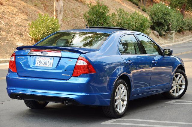 2012 Ford Fusion SEL Reseda, CA 16