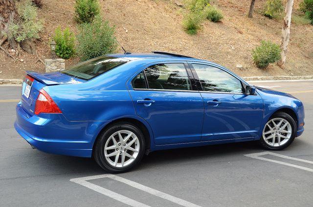 2012 Ford Fusion SEL Reseda, CA 17