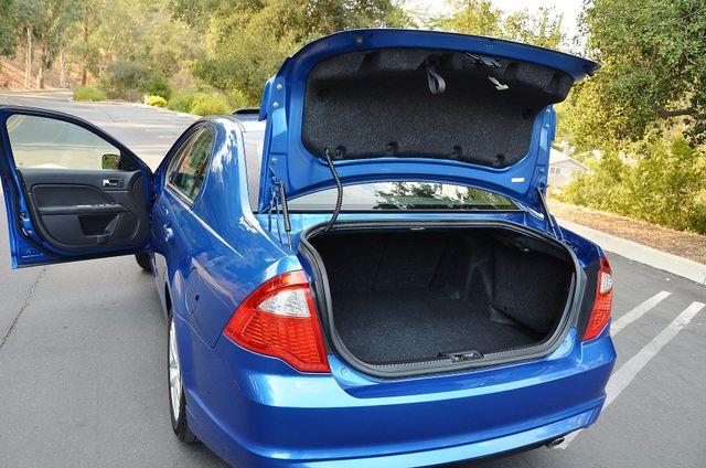 2012 Ford Fusion SEL Reseda, CA 18