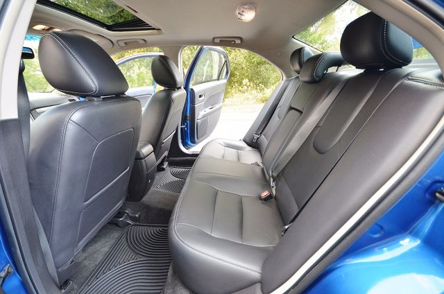 2012 Ford Fusion SEL Reseda, CA 21