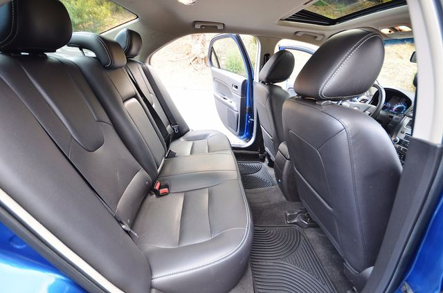 2012 Ford Fusion SEL Reseda, CA 24