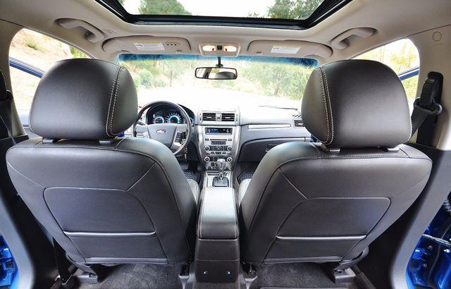 2012 Ford Fusion SEL Reseda, CA 25