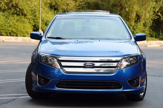 2012 Ford Fusion SEL Reseda, CA 9