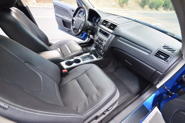 2012 Ford Fusion SEL Reseda, CA 26