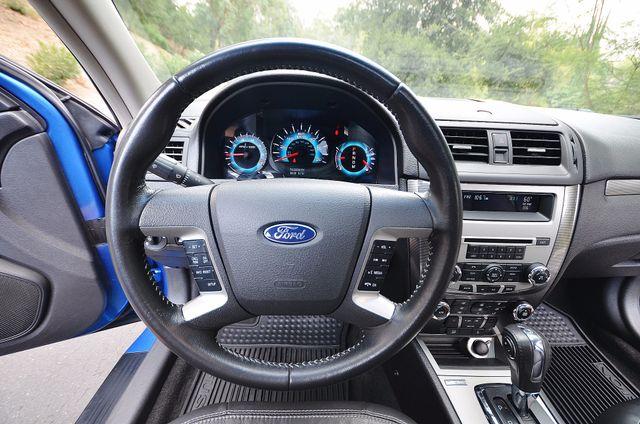 2012 Ford Fusion SEL Reseda, CA 3
