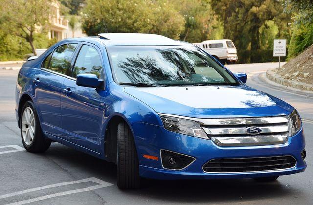 2012 Ford Fusion SEL Reseda, CA 10