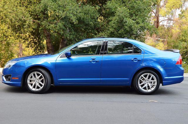2012 Ford Fusion SEL Reseda, CA 12