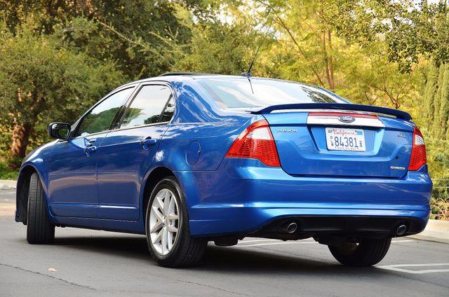 2012 Ford Fusion SEL Reseda, CA 2