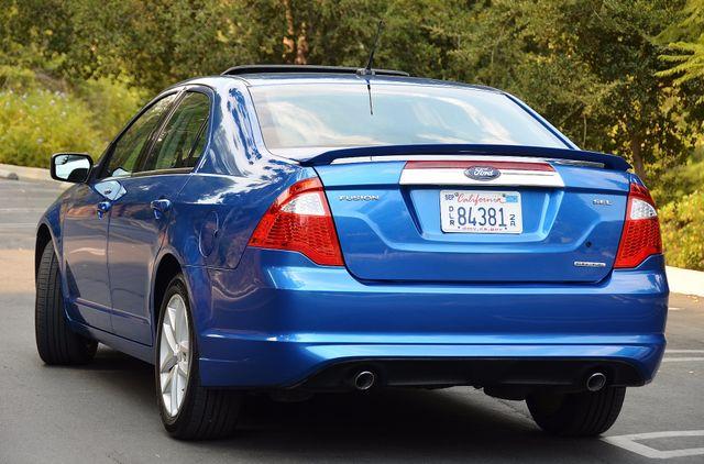 2012 Ford Fusion SEL Reseda, CA 14