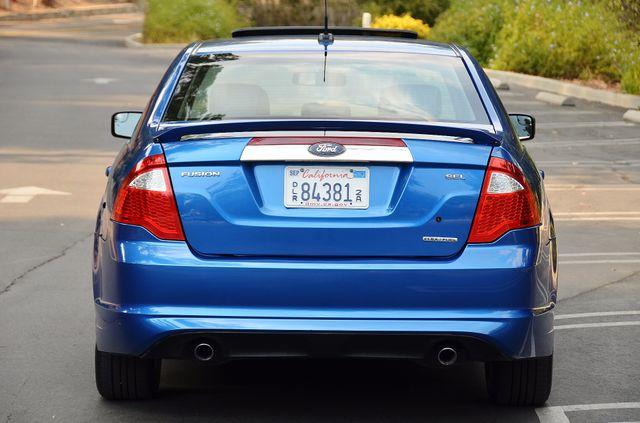 2012 Ford Fusion SEL Reseda, CA 15