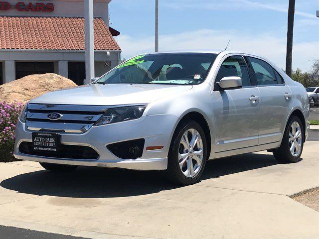 2012 Ford Fusion SE | San Luis Obispo, CA | Auto Park Sales & Service in San Luis Obispo CA