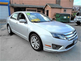 2012 Ford Fusion SEL | Santa Ana, California | Santa Ana Auto Center in Santa Ana California