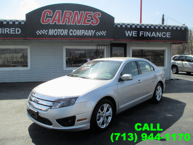 2012 Ford Fusion, PRICE SHOWN IS THE DOWN PAYMENT south houston, TX 0