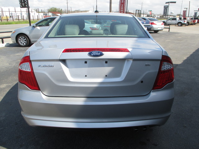 2012 Ford Fusion, PRICE SHOWN IS THE DOWN PAYMENT south houston, TX 5