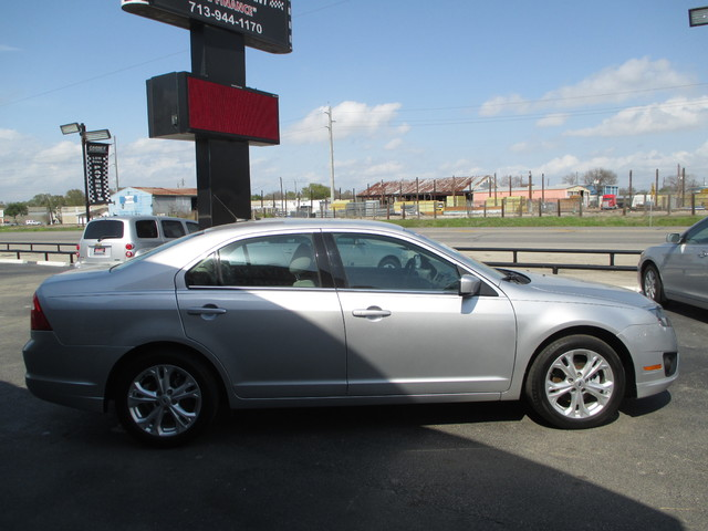 2012 Ford Fusion, PRICE SHOWN IS THE DOWN PAYMENT south houston, TX 8