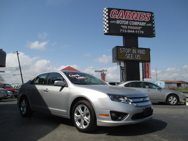 2012 Ford Fusion, PRICE SHOWN IS THE DOWN PAYMENT south houston, TX 9