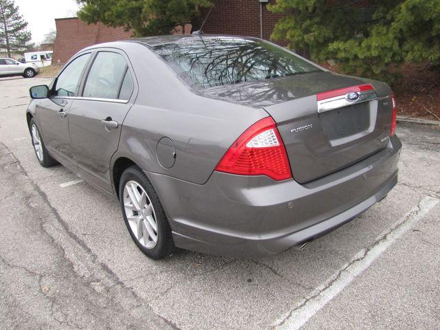 2012 Ford Fusion SEL St. Louis, Missouri 4