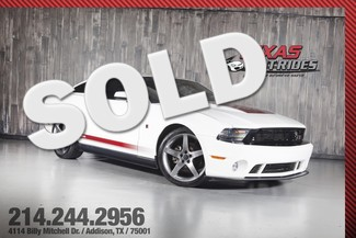 2012 Ford Mustang GT Premium Roush Stage 2 in Addison