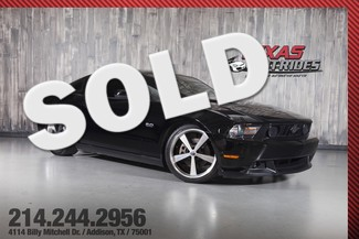 2012 Ford Mustang GT Premium 5.0 6-Speed w/ Upgrades in Addison