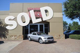 2012 Ford Mustang V6 LOW MILES  | Arlington, Texas | McAndrew Motors in Arlington, TX Texas