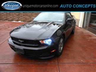 2012 Ford Mustang V6 Premium Bridgeville, Pennsylvania 4