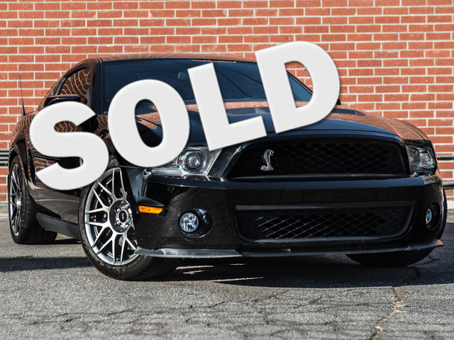 2012 Ford Mustang Shelby GT500 Burbank, CA 0