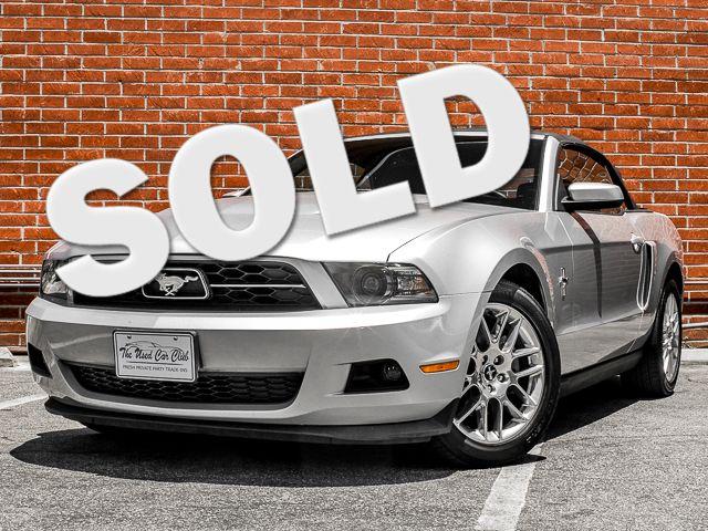 2012 Ford Mustang V6 Premium Burbank, CA 0