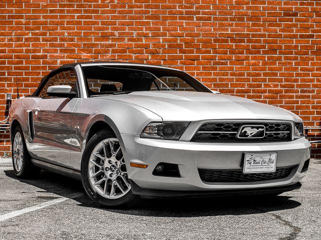 2012 Ford Mustang V6 Premium Burbank, CA 2