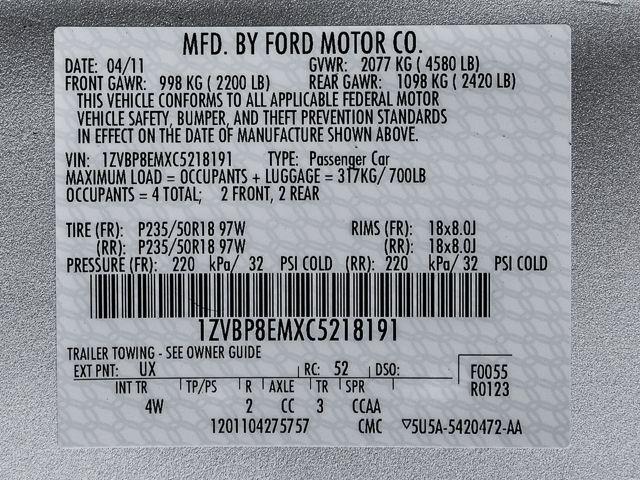 2012 Ford Mustang V6 Premium Burbank, CA 21