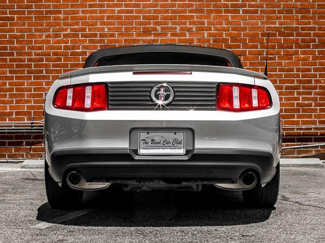 2012 Ford Mustang V6 Premium Burbank, CA 4