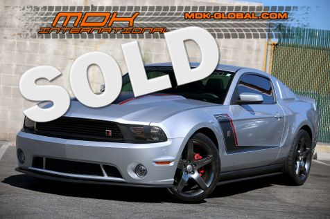 2012 Ford Mustang GT - ROUSH STAGE 3 - 540HP - SUPERCHARGED in Los Angeles