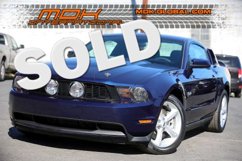 2012 Ford Mustang GT - Manual - Only 22K miles in Los Angeles