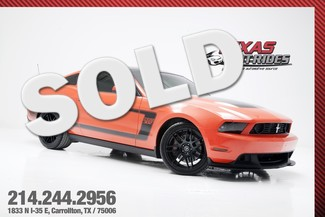 2012 Ford Mustang Boss 302 With Upgrades in Carrollton