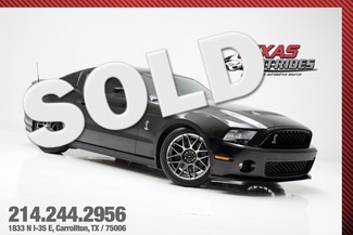 2012 Ford Mustang Shelby GT500 With Many Upgrades! in Carrollton