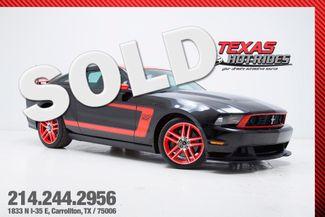 2012 Ford Mustang Boss 302 Laguna Seca | Carrollton, TX | Texas Hot Rides in Carrollton