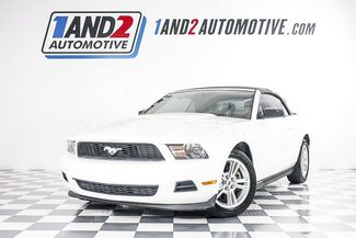 2012 Ford Mustang V6 Convertible in Dallas TX