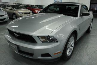 2012 Ford Mustang V6 Convertible Kensington, Maryland 8