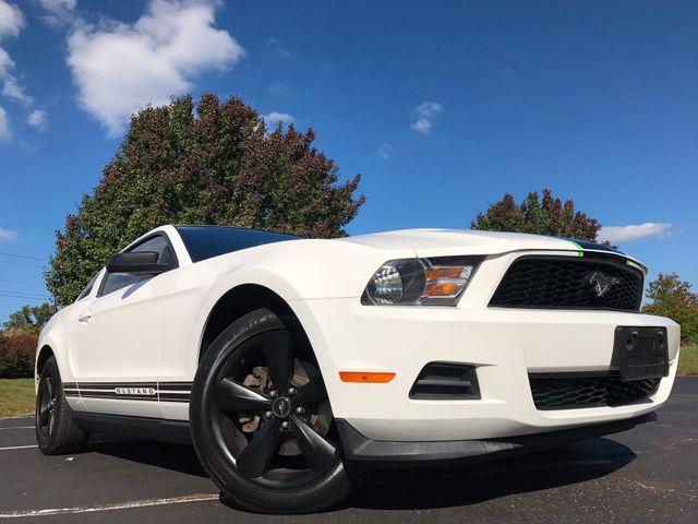 2012 Ford Mustang V6 Premium Leesburg, Virginia 1