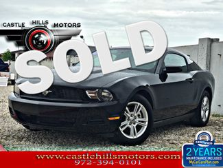 2012 Ford Mustang V6 | Lewisville, Texas | Castle Hills Motors in Lewisville Texas