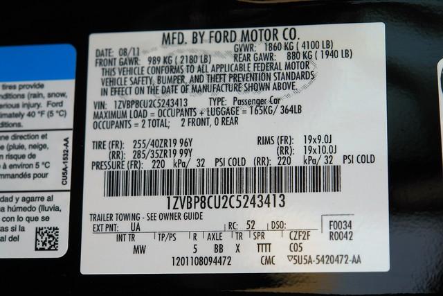 2012 Ford Mustang Boss 302 Phoenix, AZ 37