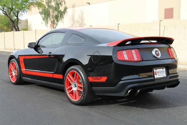 2012 Ford Mustang Boss 302 Phoenix, AZ 4