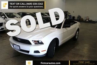 2012 Ford Mustang Convertible | Plano, TX | First Car Automotive Group in Plano, Dallas, Allen, McKinney TX