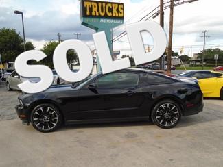 2012 Ford Mustang V6 6spd San Antonio, Texas