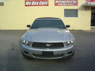 2012 Ford Mustang V6 Convertible San Antonio, Texas 2