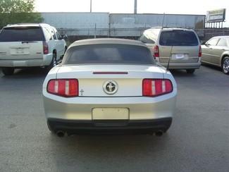 2012 Ford Mustang V6 Convertible San Antonio, Texas 6