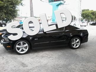 2012 Ford Mustang GT Premium San Antonio, Texas