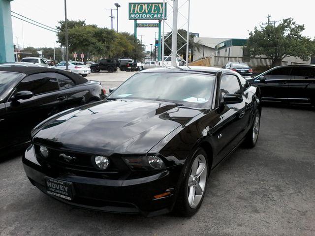 2012 Ford Mustang GT Premium San Antonio, Texas 1