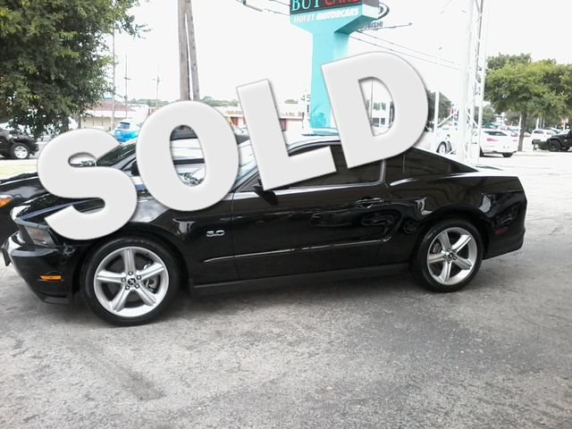 2012 Ford Mustang GT Premium San Antonio, Texas 0