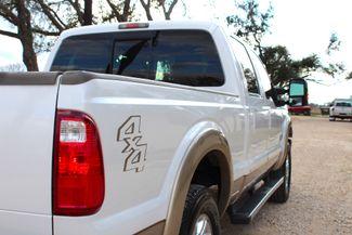 2012 Ford Super Duty F-250 King Ranch 4X4 6.7L Powerstroke Diesel Auto Sealy, Texas 10